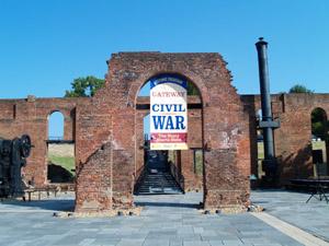 Priming the pump for civil war tourism richmond bizsense for Bureau county metro center