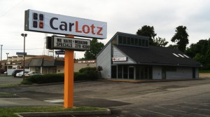 CarLotz opened its West Broad Street location about two years ago.