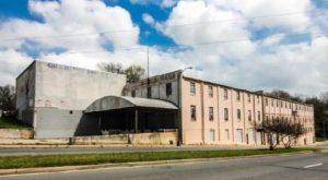 Armitage building exterior
