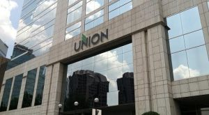 The Union First Market Bank headquarters in Richmond.