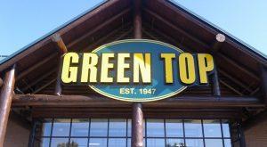 Green Top facade