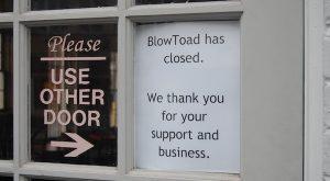 BlowToad closed