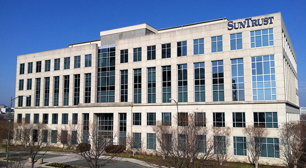 The SunTrust Mortgage headquarters at 1001 Semmes Ave. (Photo by Michael Schwartz)