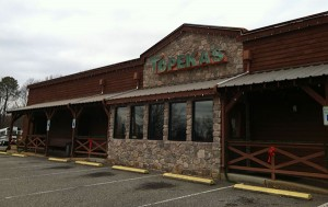 Topeka's Steakhouse at 1776 Parham Road (Photo by Michael Schwartz)