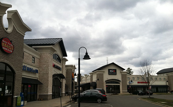 The Shoppes at Twin Oaks. (Photo by David Larter)