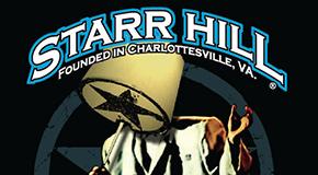 Starr Hill's Psycho Kilter label (Courtesy of Starr Hill)
