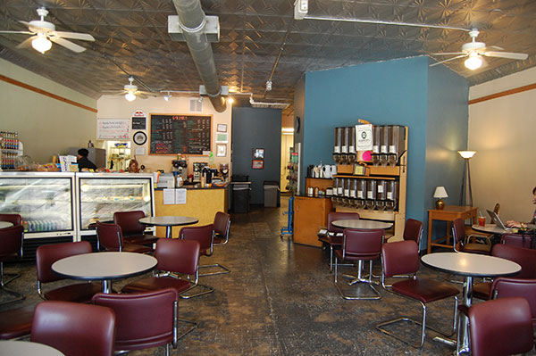 The Stir Crazy space at 4015 Macarthur Ave. (Photos by Lena Price)