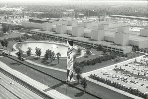 An archival photo of the center. (Photo courtesy of Philip Morris USA)