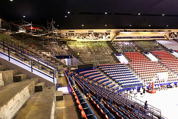 Ur Arena Loses Seats But Adds Some Swank Richmond Bizsense