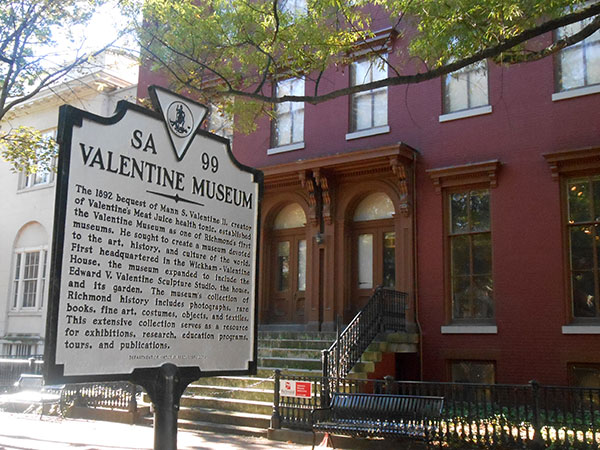 Fesselnd The Valentine Richmond History Center In The 1000 Block Of East Clay  Street. (Photo