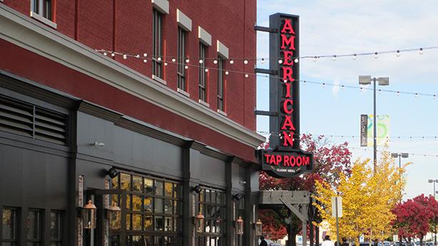 American Tap Room Arlington Menu