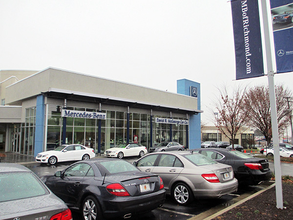 local luxury car dealer changes gears richmond bizsense