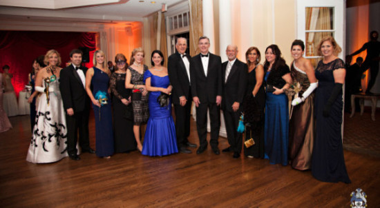 From Left to Right: Michelle Davis, cochair Children's Foundation Ball; Taylor Cowardin, Cowardin's Jewelers; Sally Ashby, Carreras Jewelers; Jane Sternheimer, Charles Schwarzschild Jewelers; Mary Gill Lawson, Victoria Charles Jewellery; Cheryl Fornash, Cheryl Fornash Jewelers, Raffle Chair; Don Dransfield, Dransfield Jewelers; Sam Spaulding, Schwarzschild Jewelers; Ronnie Adolf, Adolf Jewelers; Reyna Joseph and Vicki Robinson, Fink's Jewelers; Kathryn Angus, cochair Children's Foundation Ball; Janet Selph Moyers, President of the Junior Board of the Children's Hospital Foundation. Missing from the photo: Jack Kreuter, Jack Kreuter Jewelers, Saks Fifth Avenue and Vera's Fine Jewelers.