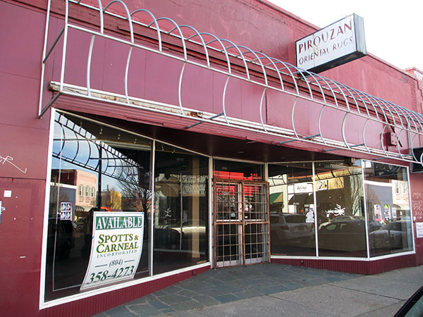 5144cfe7603 Walkabout Outfitters is moving into the former Pirouzan space at at 3015 W. Cary  St