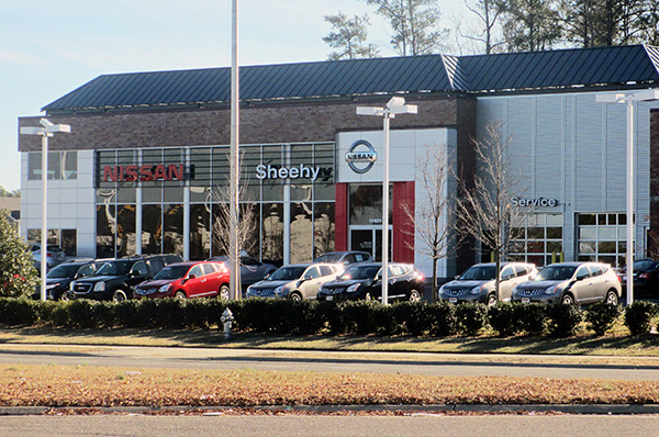 Sheehy Nissan Will Become Nissan Of Richmond On Jan. 13. (Photo By Brandy