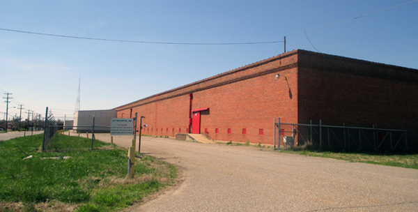 Without tax credits, developer redraws warehouse plans