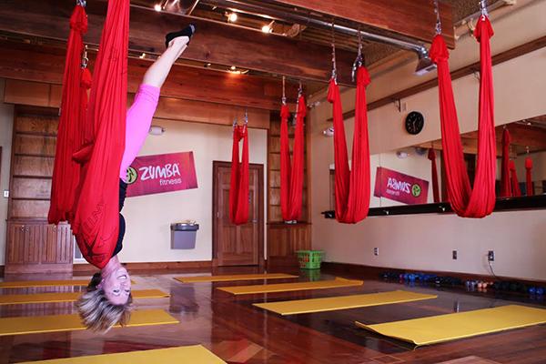 A new brand of fitness swings into Richmond - Richmond BizSense