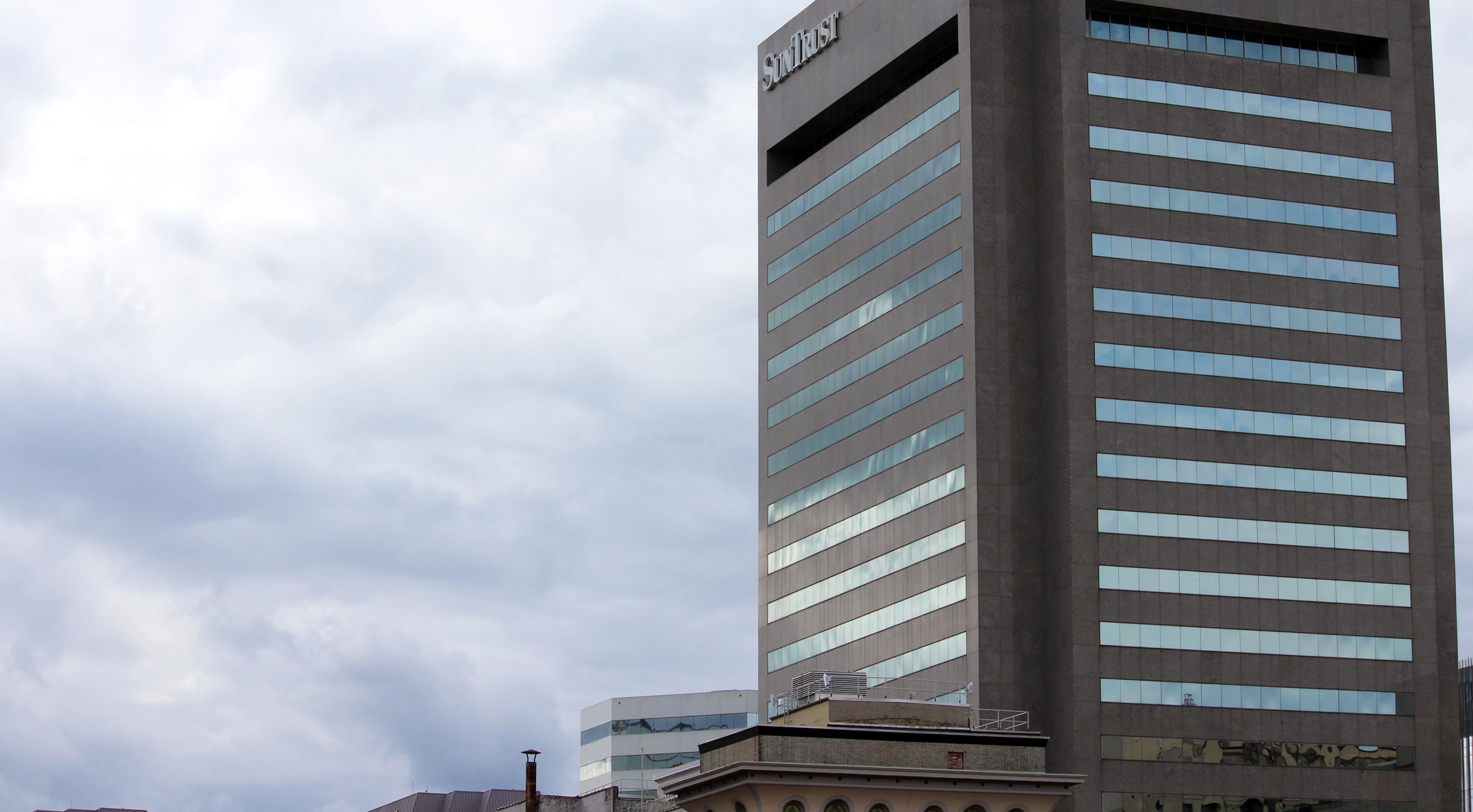 SunTrust Center, Riverfront Plaza get a jolt - Richmond BizSense