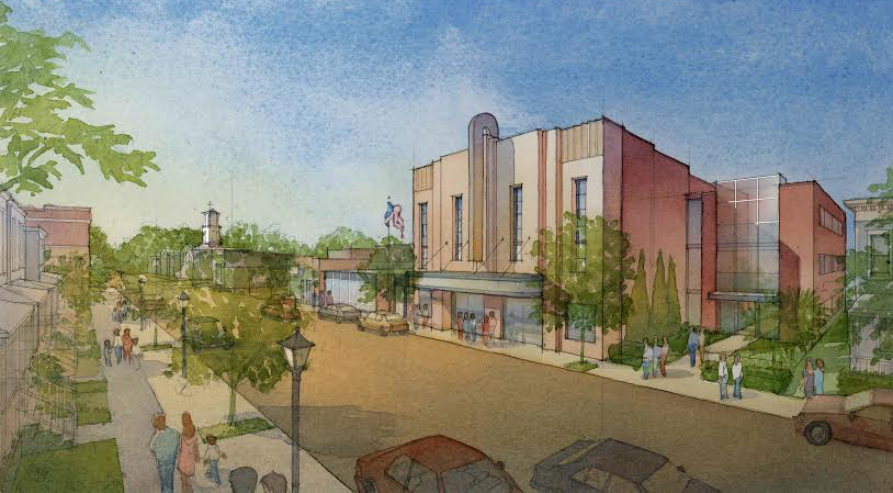 Church Hill Developer Wraps Up Theater Project Turns To Old