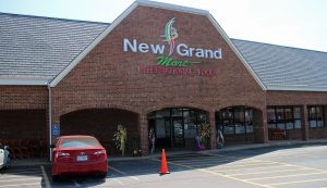 New Grand Mart opened its first store in 2015 on Midlothian Turnpike.