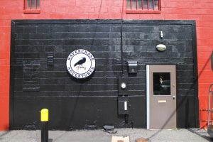 Escape Room RVA sits behind a Martin's in the West End.