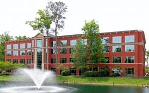 One of Lingerfelt's largest new properties is the 75,000-square-foot Lakefront Plaza at 21 Enterprise Parkway in Hampton.