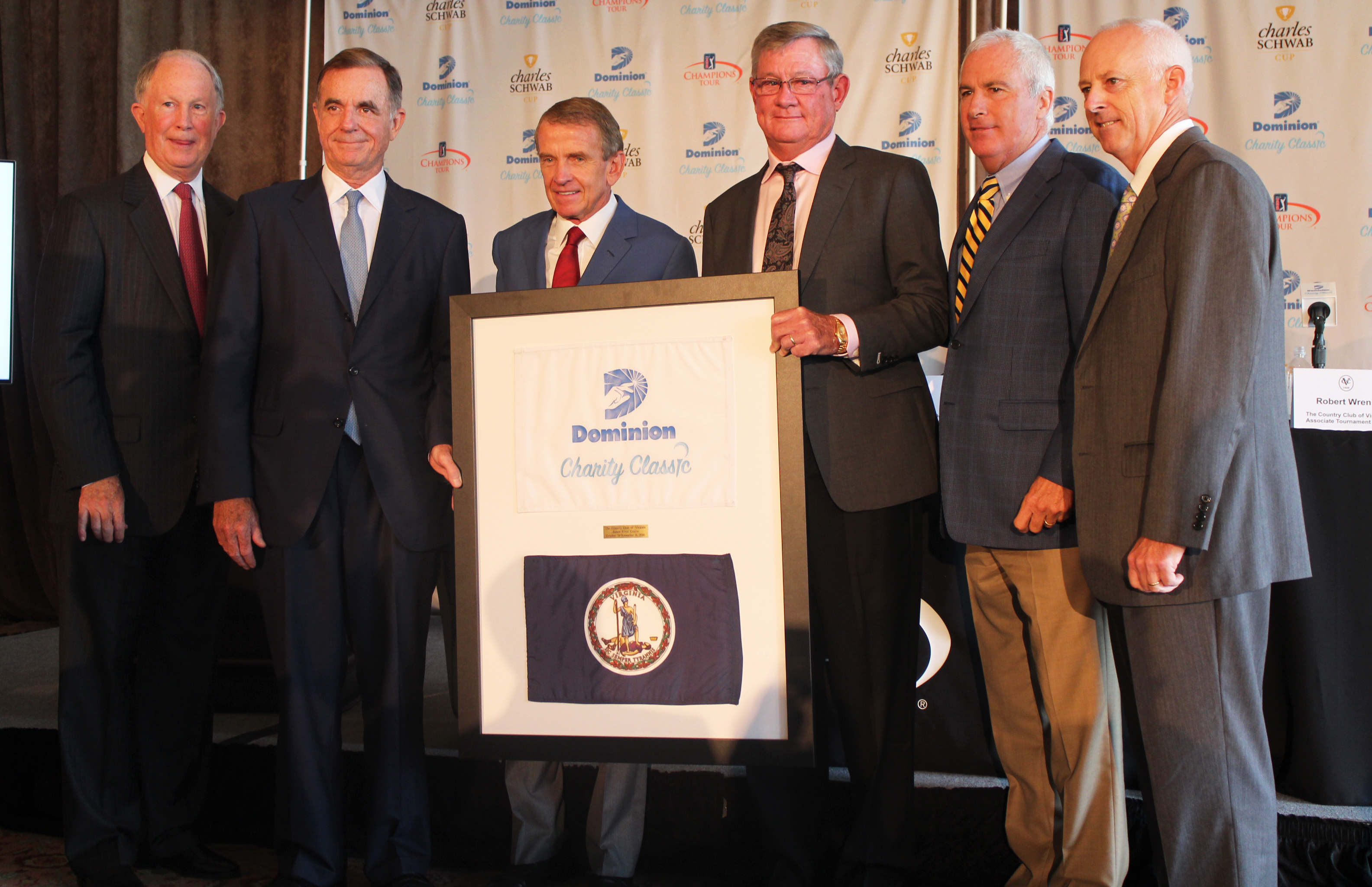 Country club scores PGA tour deal