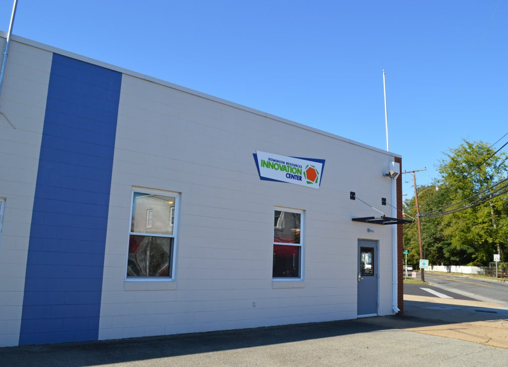 The Dominion Resources Innovation Center recently moved its offices in Ashland. Photos courtesy of DRIC.