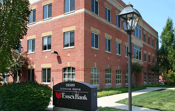 Essex is expanding into a full branch in Fairfax. (Courtesy Essex Bank)