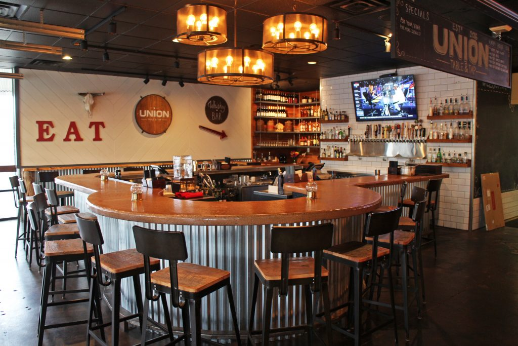 Union Table and Tap opened last week in the West End. Photos by Michael Thompson.