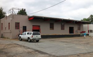 Reservoir's recently leased warehouse space on Belleville Street.
