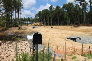 Development continues in The Notch at West Creek in Goochland County. Photo by J. Elias O'Neal.