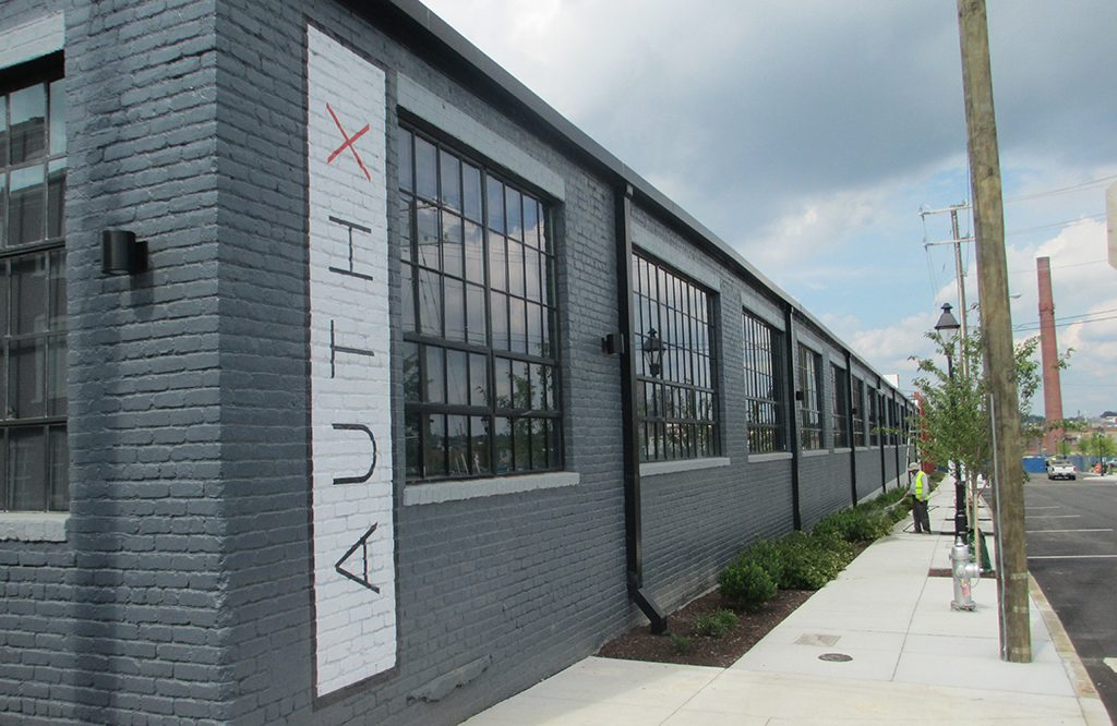 AuthX plans to expand its space at City View Landing to accommodate the merger. (Jonathan Spiers)