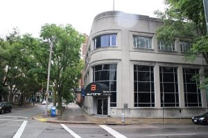 Champion plans to invest $500,000 to convert the former restaurant at 401 E. Grace St. into a brewpub. (Kieran McQuilkin)