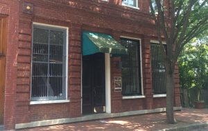 Helium Studio is renovating a recently purchased office at 121 Shockoe Slip. (Jonathan Spiers)