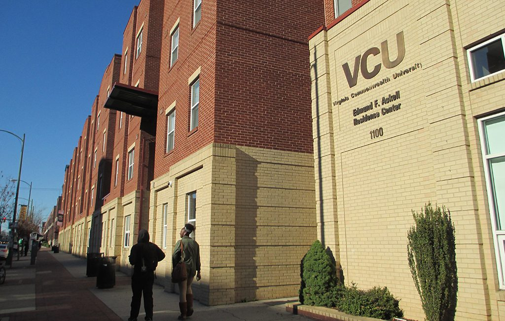 "VCU is looking to raise $750 million through its ""Make It Real Campaign."""