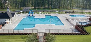 Tarrington amenities include a clubhouse with multiple swimming pools and more than 150 acres of common space. (Courtesy Realty Ventures Group)