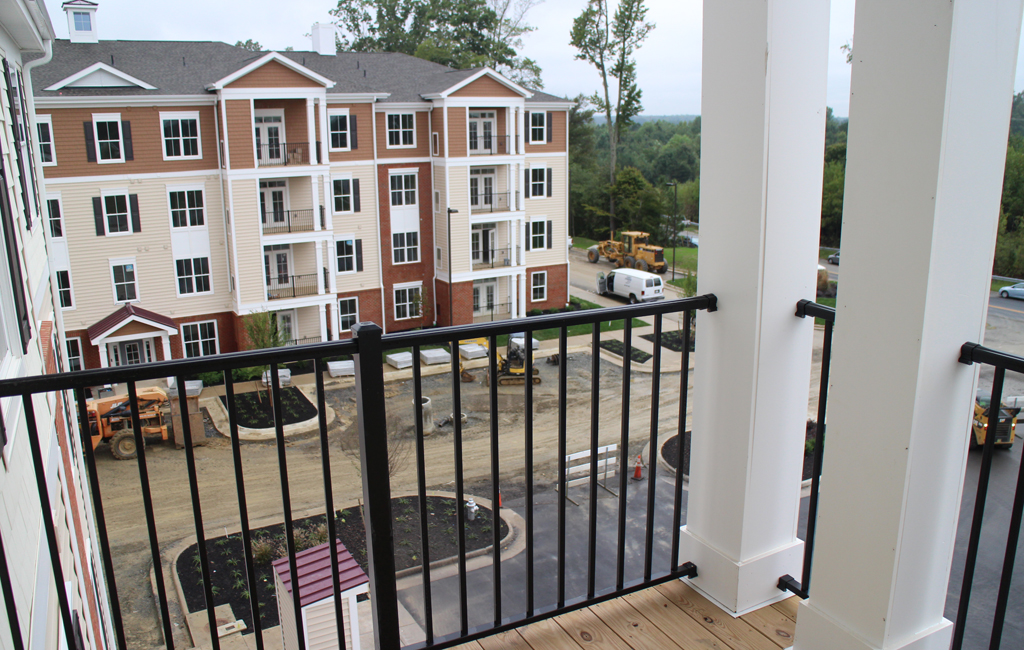 Finishing Touches Are Being Made To Charleston Ridge Apartments, Which Will  Welcome Its First Residents