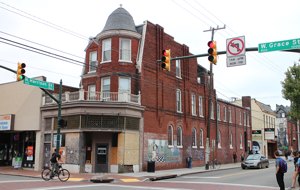 939 W Grace St Was Purchased Monday Formerly Home To The Village Café