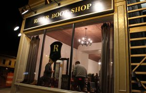 Rider Boot Shop is now open at 18 W. Broad Street. (J. Elias O'Neal)
