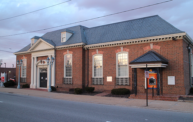 The former SunTrust branch at 3022 W. Broad St. (Michael Thompson)