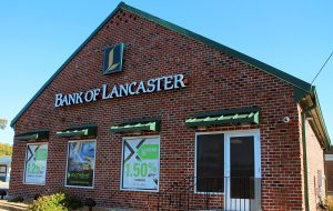Bank of Lancaster opened its first Richmond branch in November 2014. (Michael Schwartz)