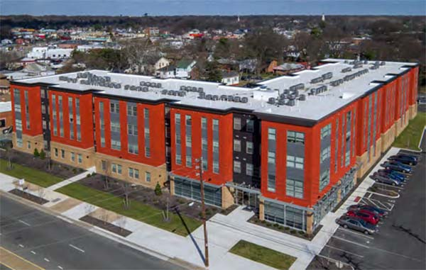 The 103 Unit Spectrum Apartment Property At 2017 Brook Road Was Sold For  $11.4 Million