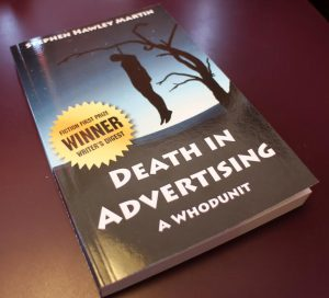 """Death in Advertising"" is inspired a Martin Agency pitch to Lane Furniture in Altavista. (Jonathan Spiers)"
