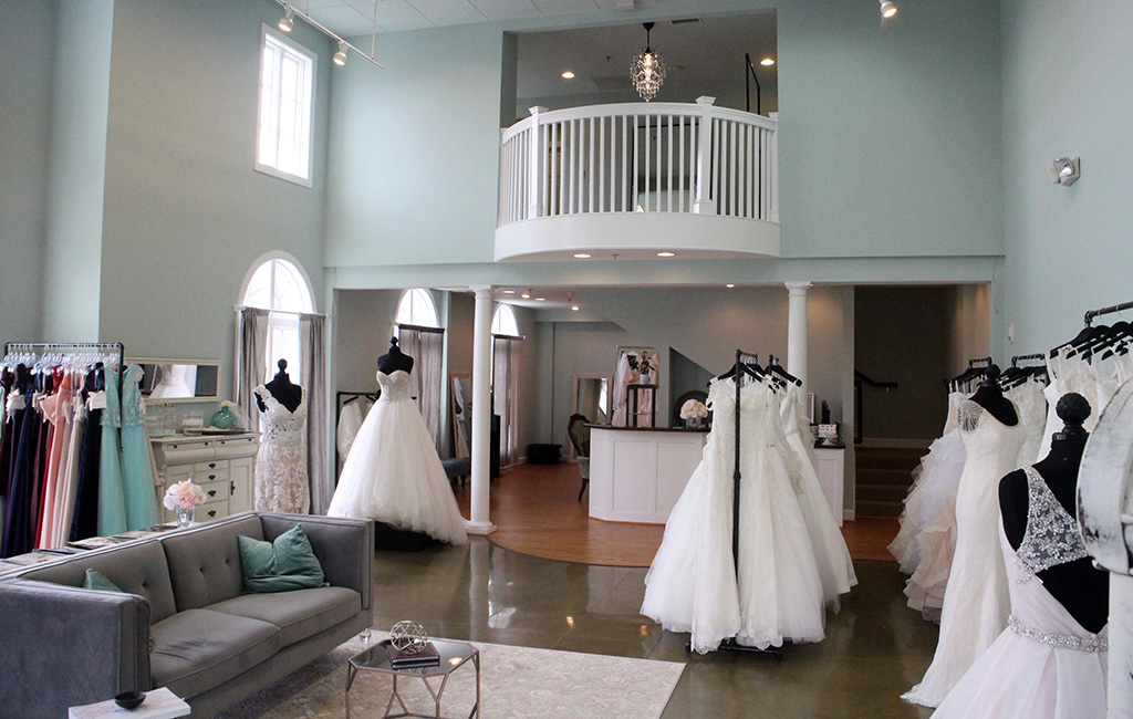 e64a3e9f6bad Midlothian lands a bridal boutique - Richmond BizSense