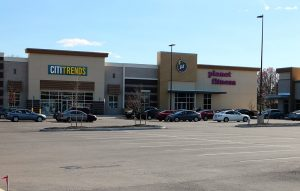 Citi Trends and Planet Fitness are two of the shopping center's first-to-open tenants. (J. Elias O'Neal)