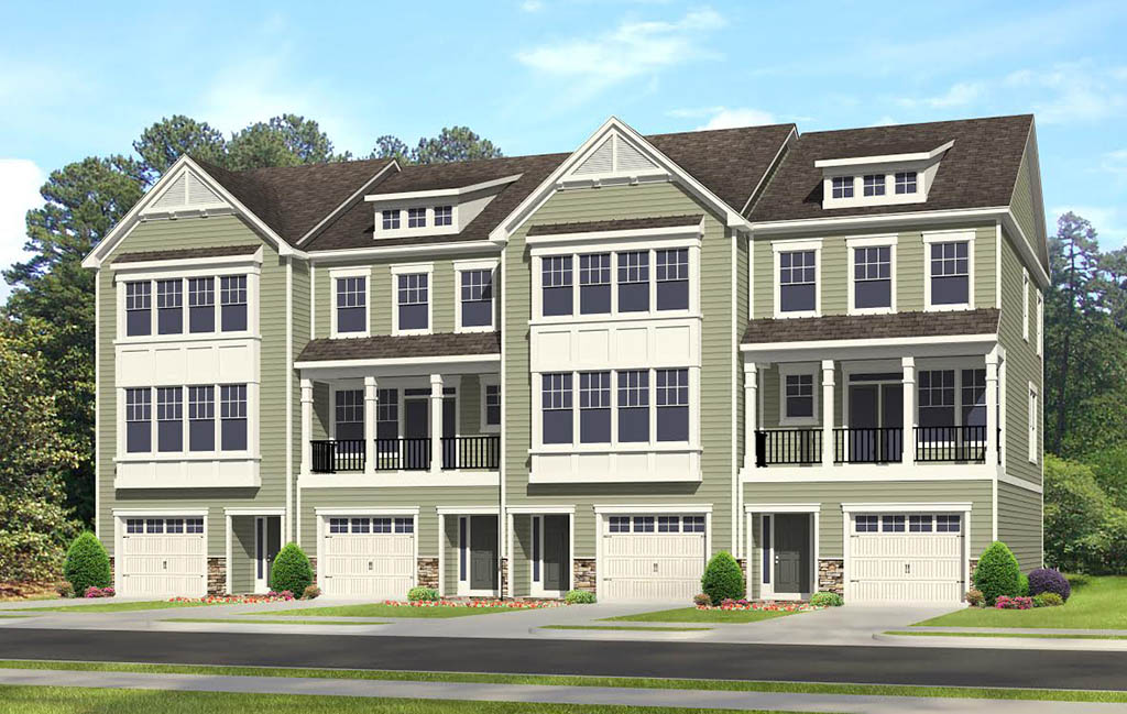 Hhhunt Closes On Land For Henrico Townhomes Richmond