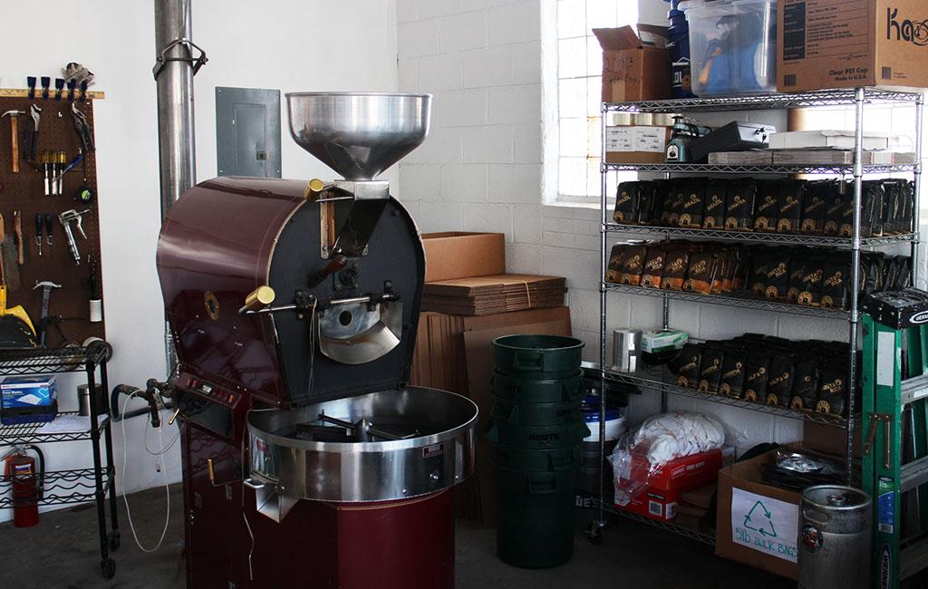 Black Hand Coffee Brookland Park