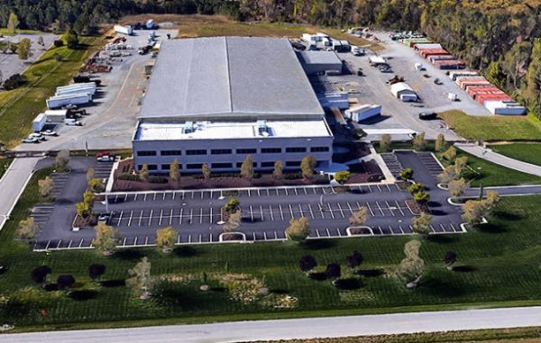 ACI will add 30,000 square feet to its headquarters at 1401 Battery Brooke Parkway in Chesterfield County. (courtesy Chesterfield Economic Development)