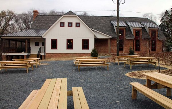 Fine Creek Brewing Co. plans to open this spring at 2425 Robert E. Lee Road. (Mike Platania)